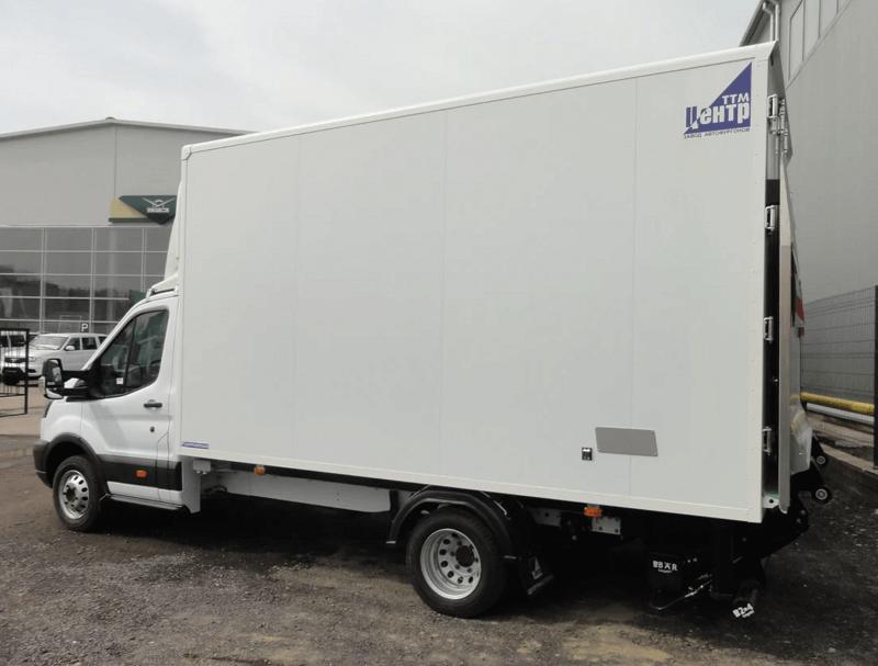 Изотермический фургон Ford