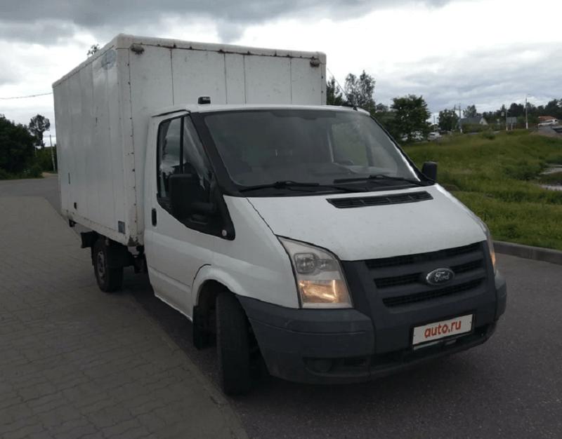 Промтоварный грузовик Ford