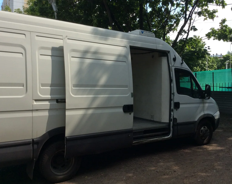 Изотермический фургон Iveco
