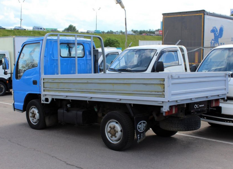 Бортовой грузовик Faw