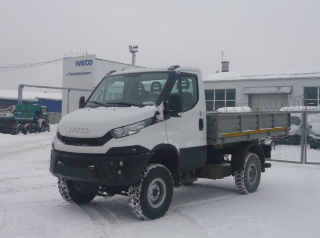 Бортовой грузовик Iveco