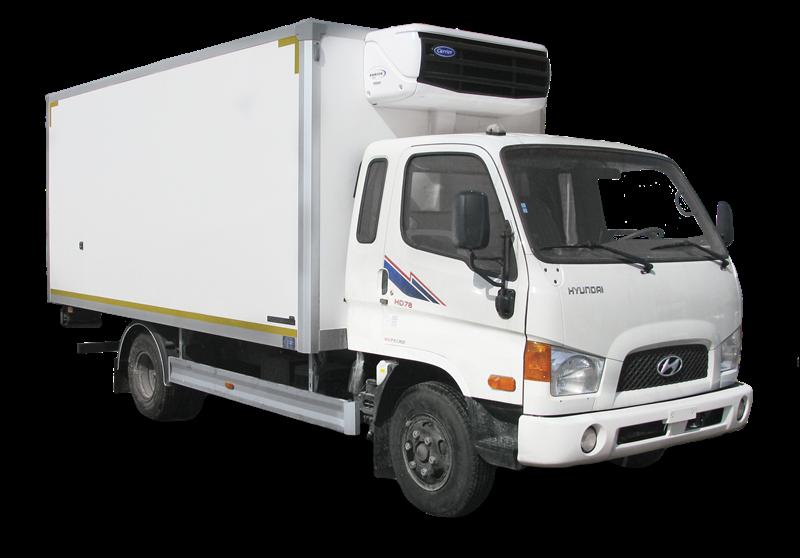 Перевозка продуктов питания автомобильным транспортом