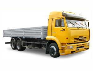 Перевозки по России бортовым грузовиком до 10 тонн